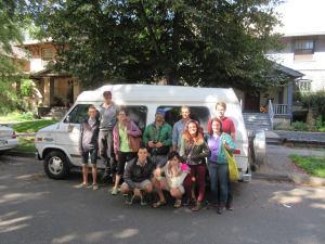 Group Photo in Denver