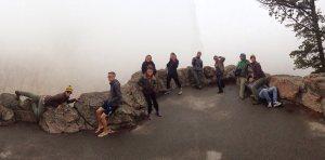 Group Photo, Yellowstone Canyon