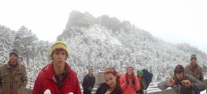 Group Photo, Mt. Rushmore