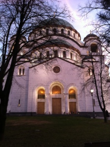 St. Sava Temple, the largest Orthodox church in the world