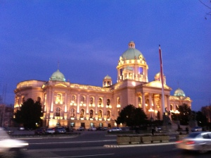 Narodna Skupstina, the National Assembly