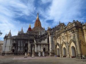 The amazingly impressive Ananda Temple