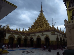 Maha Muni Pagoda
