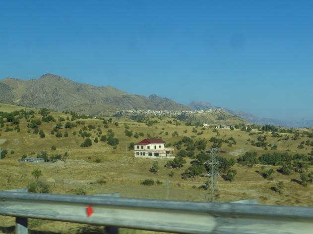 Approaching Amedi