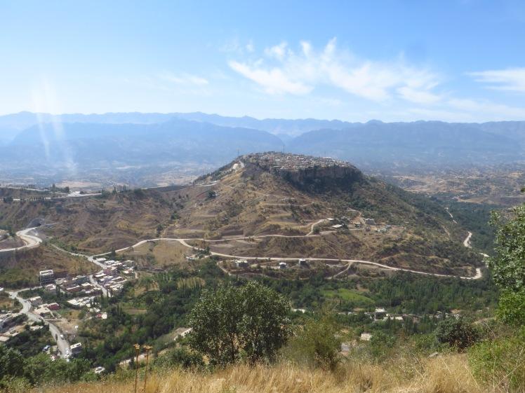 Overlooking Amedi