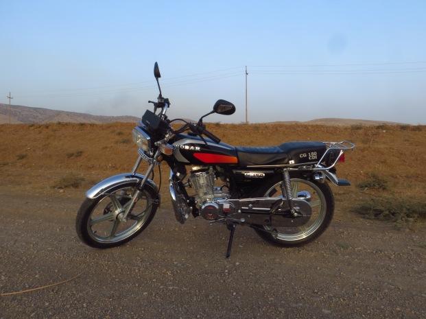 My 150cc Robar