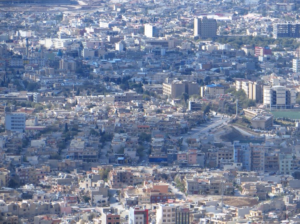 Downtown Souleymaniyah