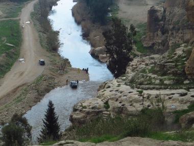 A Kurdish carwash